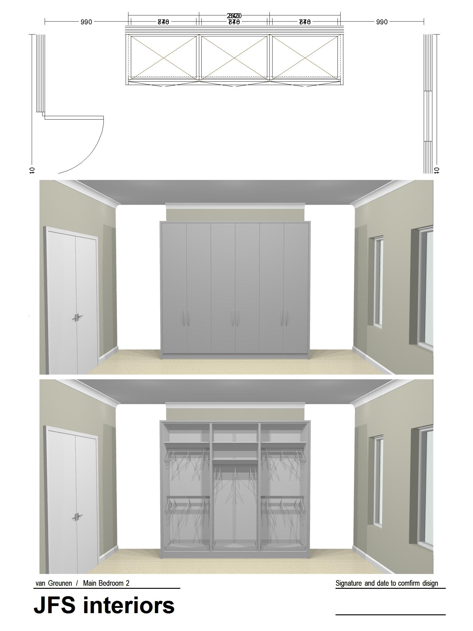 jbp van Greunen Main bedroom 2