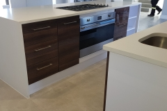 JFS Interiors_oven on kitchen island