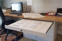 JFS Interiors_pull-out architect desk