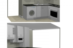 viking extras kitchen layout
