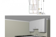 viking extras kitchen plan 1